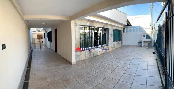 Casa Para Alugar, 150 M² Por R$ 3.000,00/mês - Km 18 - Osasco/sp - Ca1339