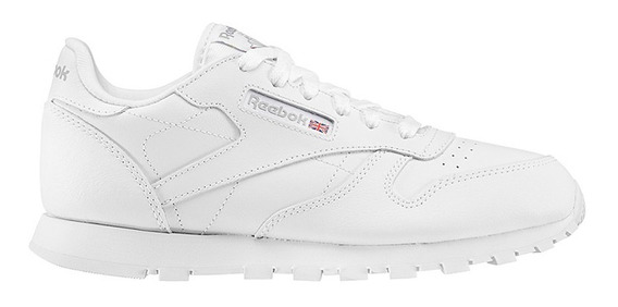 Zapatillas Reebok Moda Classic Leather Bl/bl