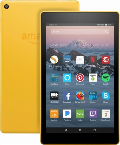 Tablet Amazon Kindle Fire Hd 8 16gb - De R$1.099 Por R$649