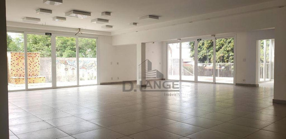 Casa À Venda, 585 M² Por R$ 7.000.000 - Cambuí - Campinas/sp Área Para Incorporação - Ca13702