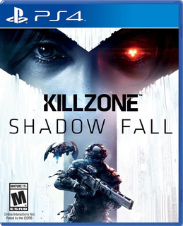 Juego Ps4 Killzone Shadow Fall En Físico Nuevo Y Sellado