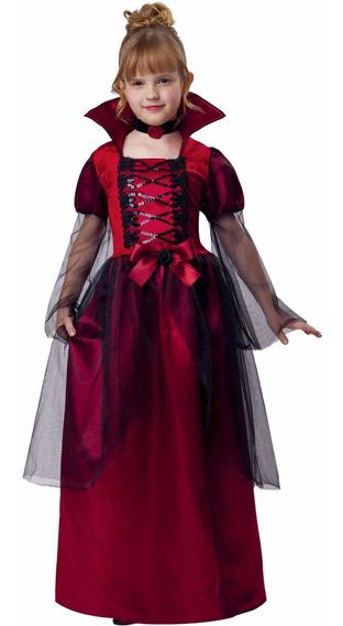 Disfraz Haloween Niña Talle 14