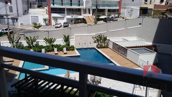 Apartamento Com 1 Dormitório À Venda Ou Locação - Taboão - Bragança Paulista/sp - Ap0979