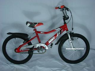 Bicicleta Musetta R20 Viper Roja