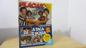 Revista Placar Número 518 # Ótimo Estado # Pôster Do Santos