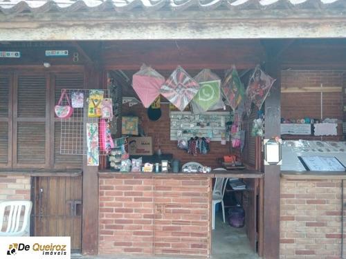 Imagem 1 de 2 de Quiosque Comercial , Feirinha De Artesanato Na Plataforma Em Mongaguá , Lado Praia. - 6280 - 69553329