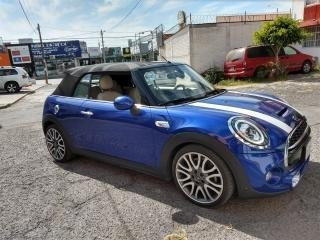 Mini Cooper 2.0 S Hot Chili Convertible At