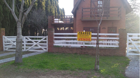 San Bernardo Casa Con Lote De 15 X 35