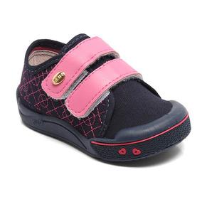 Tênis Klin Toy Marinho/pink 942125000