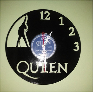 Disco De Vinilo Queen 2 De Decoracion