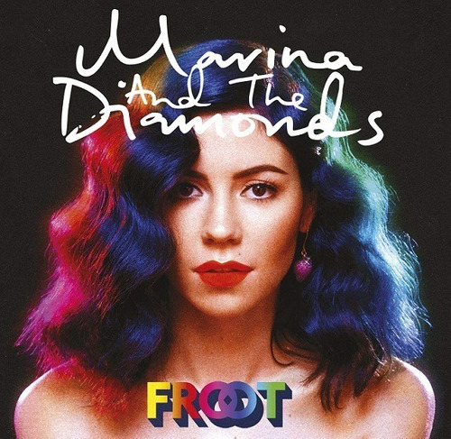 Cd Marina And The Diamonds / Froot (2015)