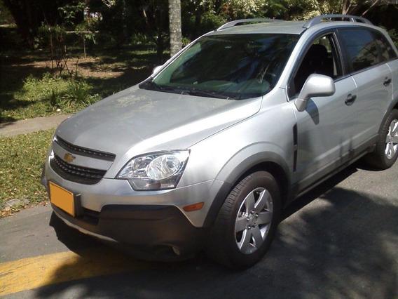 Chevrolet Captiva Año 2011, Full-equipo