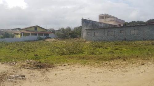 Terreno Jardim Marambá A 800 Metros Do Mar Itanhaém - Ter043