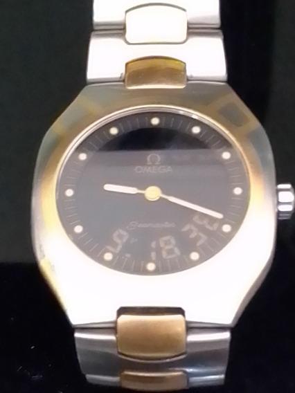 Reloj Omega Seamaster Mod. Polaris Quartz 100% Original