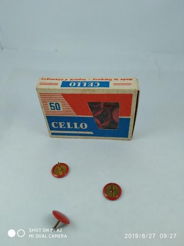 Chinches Para Varios Usos, 50unid X 2 Cajas
