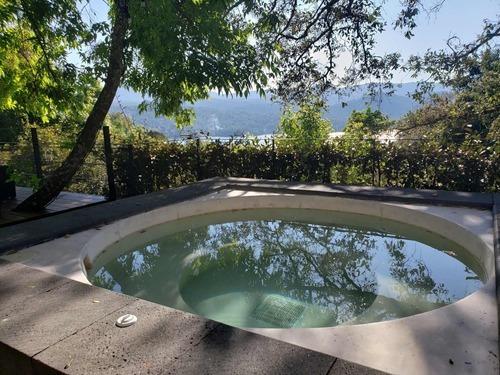 Casa En Venta, Con Vista Al Lago De Valle