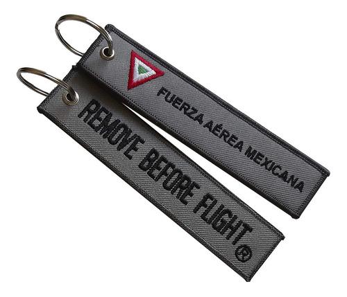 Remove Before Flight ® Mod. Fuerza Aérea Mexicana
