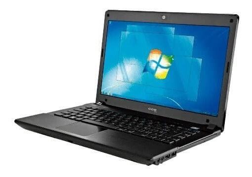 Notebook Cce Dual Core 320gb 14 Led *não Funciona Bateria