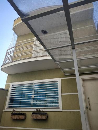 Imagem 1 de 17 de Sobrado Com 03 Dormitórios E 240 M² A Venda Na Vila Continental, São Paulo | Sp. - Sb203301v