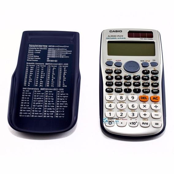 Calculadora Científica Casio Fx-991es Plus - Pronta Entrega