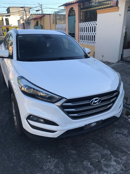 Hyundai Tucson 2016 Blanca Buenas Condiciones