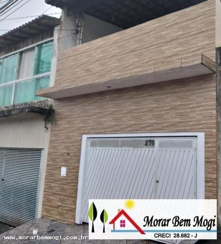 Casa Para Venda Em Mogi Das Cruzes, Vila Nova Cintra, 3 Dormitórios, 2 Banheiros, 2 Vagas - 3209_1-1134261