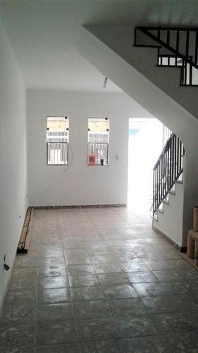 Imagem 1 de 29 de Sobrado Aricanduva Com 3 Dorms, 3 Vagas, 130m² - So0041
