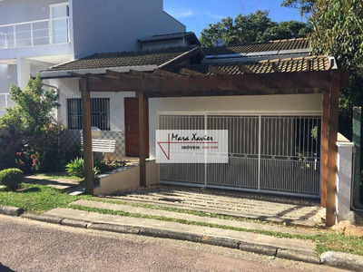 Sobrado À Venda, Residencial Joana, Vinhedo - So0436. - So0436