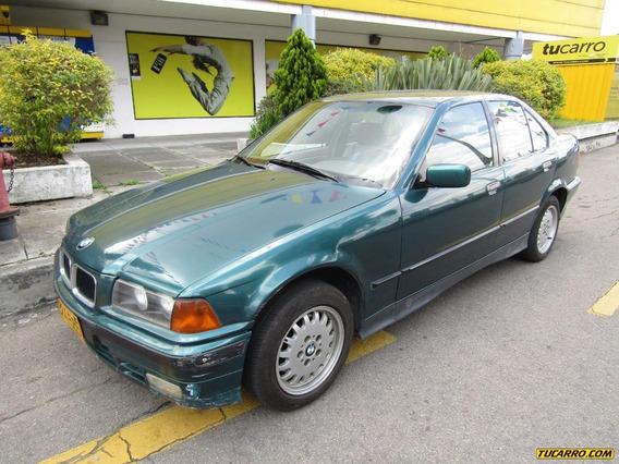 Bmw Serie 3 318i 1.8 Mecánico Sedán