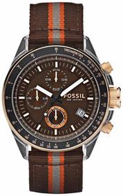 Relógio Fóssil Ch 2701 - Seminovo