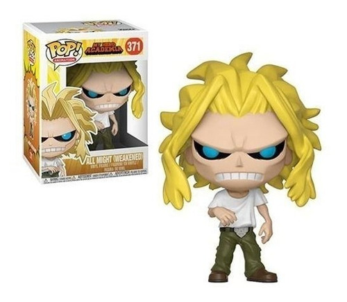 Funko Pop My Hero Academia All Might (weakened) 371