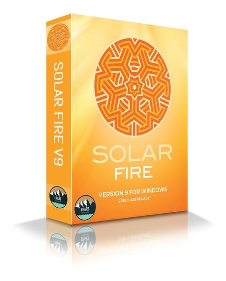 Solar Fire V9.0.25 Update 2019 Idioma: Ingles