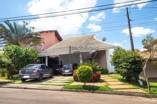 Casa Residencial À Venda, Residencial Paineiras, Paulínia. - Ca1265