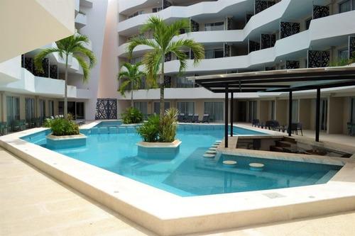 Penthouse En Renta Temporal En Playa Del Carmen Quintana Roo