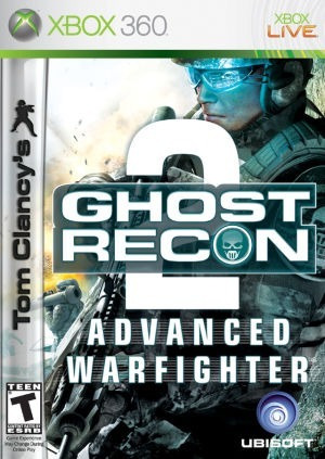 Tom Clancys Ghost Recon 2 Xbox 360 Original Frete R$12