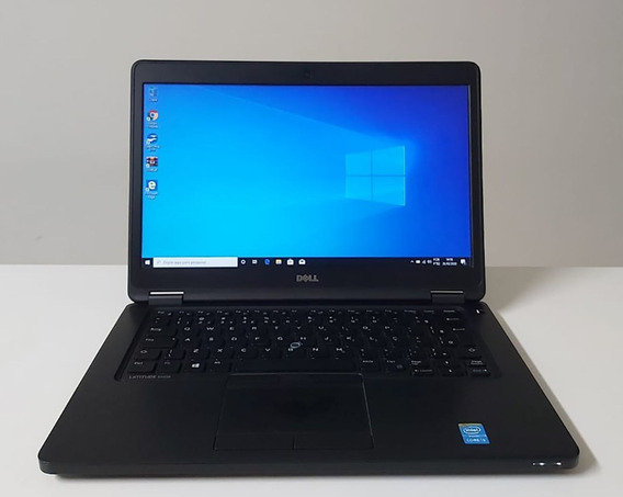 Notebook Dell Latitude E5450 14 Core I5 2.30ghz 4gb Hd-500gb