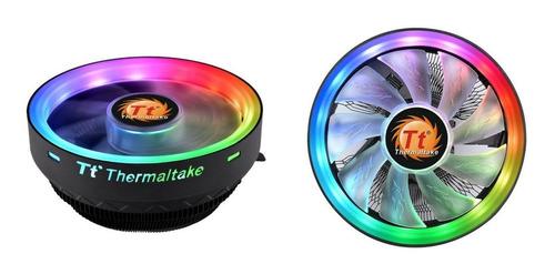Cooler Cpu Thermaltake Ux100 Addressable Argb Led Intel Amd