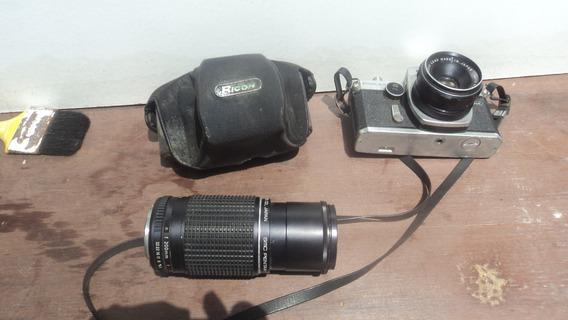 Antiga Camera Ricoh