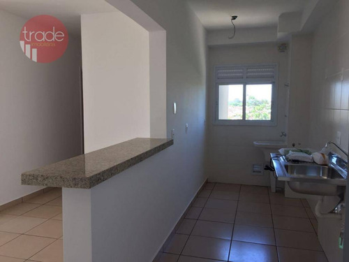 Apartamento Com 2 Dormitórios À Venda, 63 M² Por R$ 300.000,00 - Vila Amélia - Ribeirão Preto/sp - Ap6553