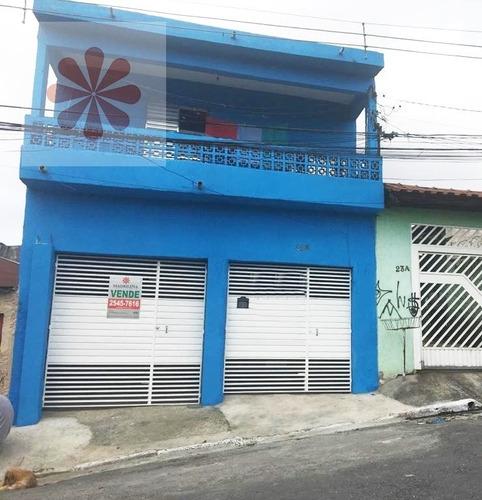 Imagem 1 de 13 de Casa Em Vila Ponte Rasa  -  São Paulo - 5742