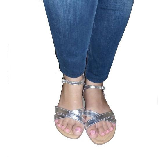 Sandalias Para Damas Y Niñas Bajitas Casuales