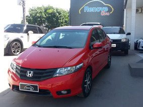 Honda City 1.5 Sport 16v Flex 4p Manual