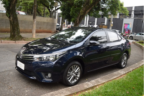 Toyota Corolla Xei 2.0 Flex 17/18 Blindado. 28 Mil Km. Novo