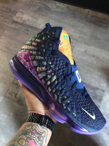 Nike Lebron 17 monstars Space Jam 28 Cm Hombre