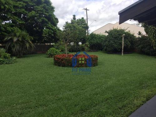 Casa Residencial À Venda, Estancia Das Paineiras, Cedral - Ca0073. - Ca0073