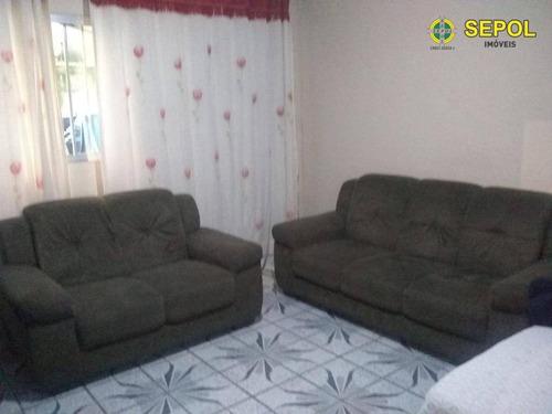 Sobrado Com 3 Dormitórios À Venda Por R$ 345.000,01 - Vila Nova York - São Paulo/sp - So0256