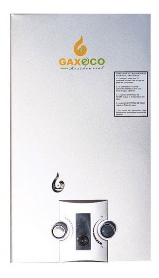 Boiler Eléctrico De Paso Instantáneo Agua 12000lp Gaxeco