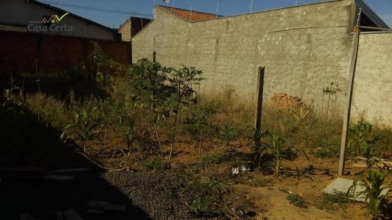 Terreno À Venda, 200 M² Por R$ 105.000 - Jardim Canaã Ii - Mogi Guaçu/sp - Te0239