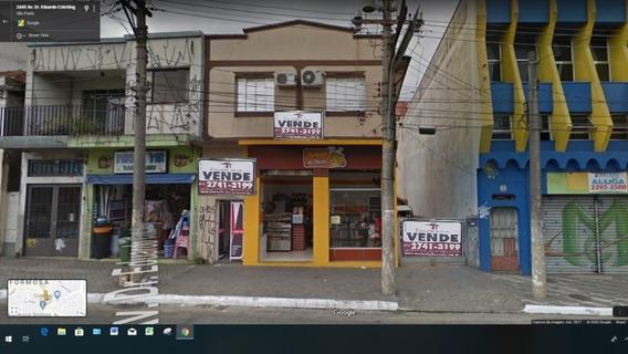 Predio Comercial Frente Praça Sampaio Vidal Vila Formosa