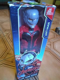 Ant Man Avengers Titan Hero
